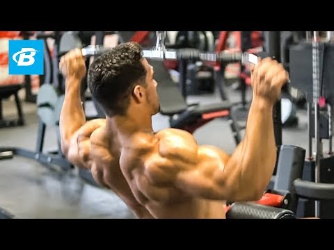 Muscle-Building Pull Workout | Brian DeCosta