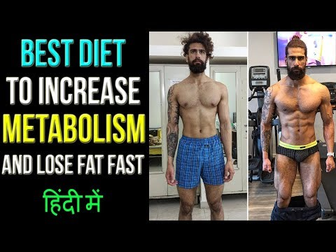 REVERSE DIETING – The BEST DIET to INCREASE METABOLISM  (Men and Women)