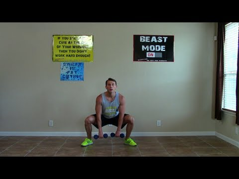 10 Min Beginner Strength Training – HASfit Easy Exercises – Beginners Workout – Easy Workouts