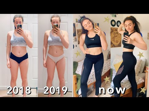 my fitness routine! + exercise tips