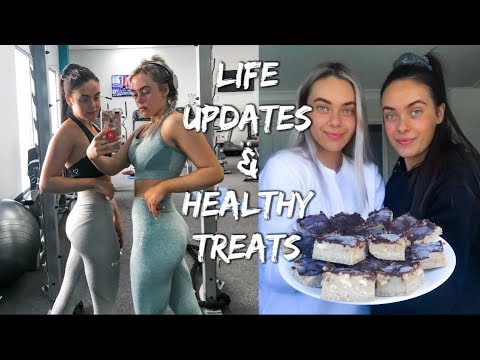 Fat Burning HIIT Workout, Explaining our diet… & Health Updates