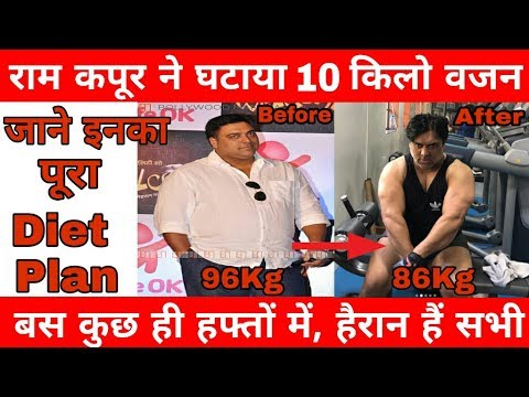 How to lose weight fast Part-2 | Ram Kapoor transformation | (IN HINDI)