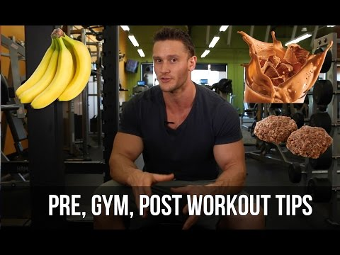 Best Foods to Eat in the Gym: Maximize your Workout- Thomas DeLauer