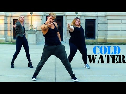 Cold Water – Justin Bieber | The Fitness Marshall | Dance Workout