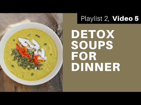 Satvic Soup Recipes for Dinner   Subah Jain