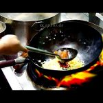 How to Cook Fried Noodles in Chinese Wok Properly.
