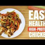 Easy, Healthy, Fragrant Chicken Recipe: Italian 4 Aromas Chicken