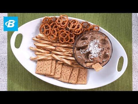 Healthy Dessert Hummus | Quick Recipe