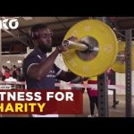 Kenya's most handsome man using fitness for charity | Tuko TV