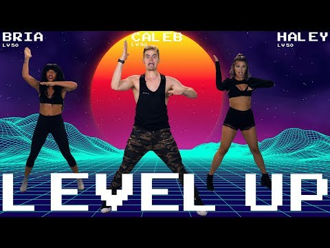 Level Up – Ciara | Caleb Marshall | Dance Workout