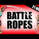 21 BEST BATTLE ROPES EXERCISES | Battling Rope Exercises For Muscle Ropes Workouts