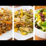 3 Healthy Low Calorie Meals For Weight Loss | Weight Loss Recipes