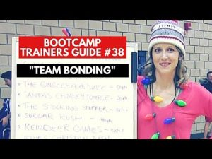 """Team Bonding """"Christmas Themed"""" Bootcamp 