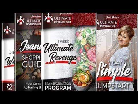 Ultimate Revenge Diet help Women Lose Weight
