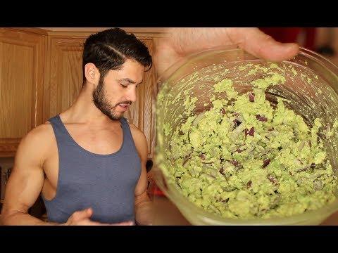 Healthy Snack Recipes | Guacamole