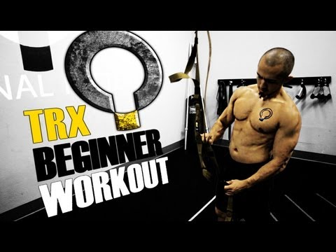 Exercise Tutorial – TRX workout routine for beginners