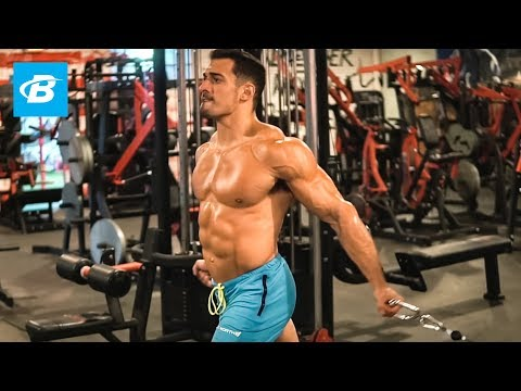 Muscle-Building Push Workout | Brian DeCosta