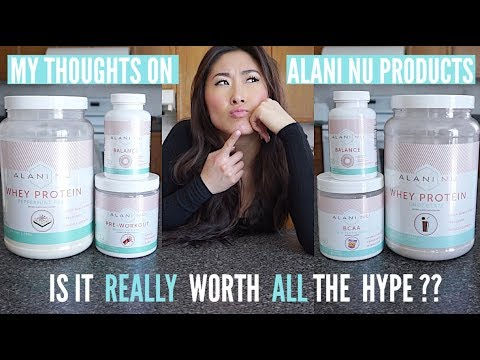 Is Alani Nu WORTH the HYPE? | HONEST REVIEW on Katy Hearn's Company
