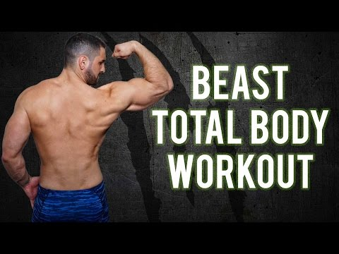 7 Minute No-Gym Total Body BEAST Home Workout – PART 1 | Total Body Workout For Men (No EQUIPMENT)