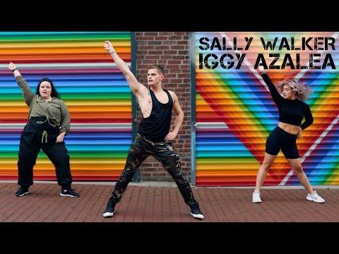 Sally Walker – Iggy Azalea | Caleb Marshall | Dance Workout