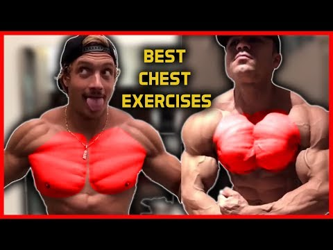 BEST CHEST WORKOUT ROUTINE 🔥 Gym Chest Exercises For Men 👑 BodyBuilding Fitness Motivation (2019)