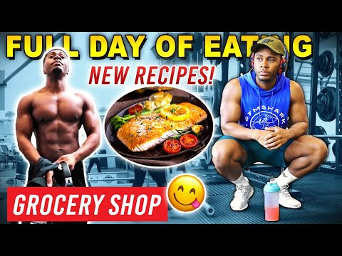 High Protein Meals To Lose Fat | Vegetarian Full Day of Eating