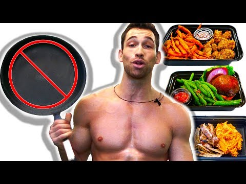 FASTEST MEAL PREP for Weight Loss ❌ NO COOKING ❌ Easy Cutting Diet Plan for the Week to Lose Fat