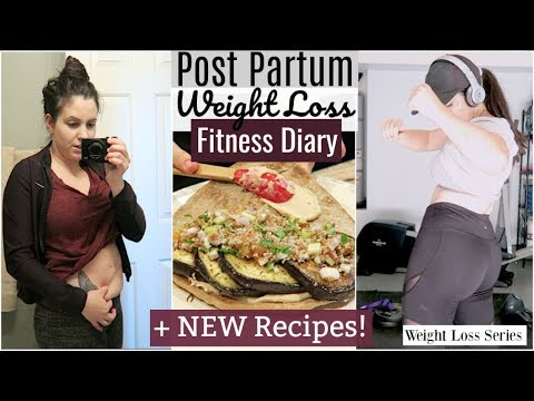 Trying out NEW VEGAN RECIPES + INTENSE Kettlebell workout FOR WEIGHT LOSS |#7| (Vegan Mom)