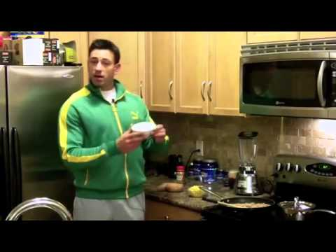 Muscle Building Diet — Body Builders Muscle Building Recipe