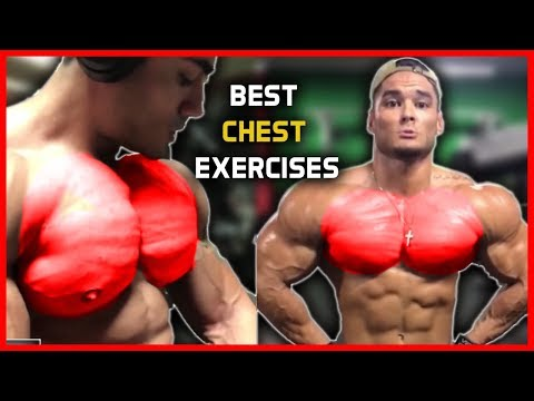 BEST CHEST EXERCISES 🔥 Gym Chest Workout Routine For Men 👑 Bodybuilding Fitness Motivation (2019)
