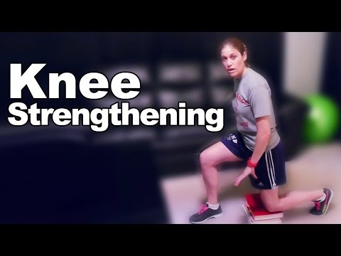 Knee Strengthening Exercises & Stretches – Ask Doctor Jo