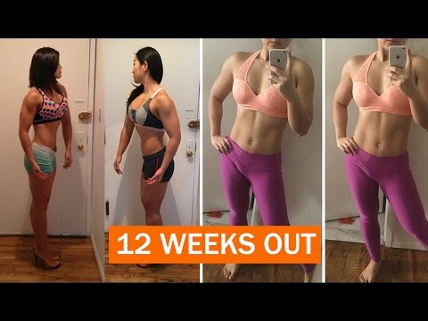 Progress & Goals – Bodybuilding 12 Weeks Out! (EAT Not Diet – Mimi Bonny)