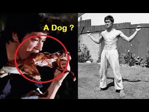 Bruce Lee Nutrition and Fitness