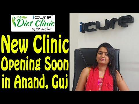 Icure Diet Clinic Anand Branch | Dietitian Krishna |Best Dietitian in Gujarat