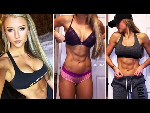 JORDAN EDWARDS – Fitness Model: Workouts to Get Lean and Ripped for Women @ USA