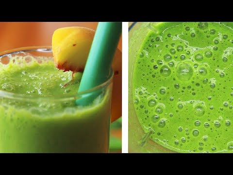 4 Green Smoothie Recipes That Actually Taste Great – Weight Loss Smoothies