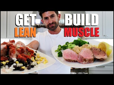 3 Quick & Easy PROTEIN PACKED MEALS To Build Muscle!