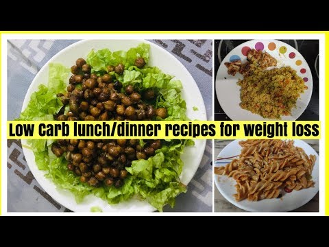 Low cab diet plan for  fast weight loss | Low carb lunch/dinner recipes  | Azra Khan Fitness