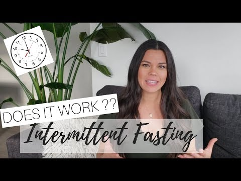 A DIETITIAN'S THOUGHTS ON INTERMITTENT FASTING | DOES IT WORK FOR WEIGHT LOSS