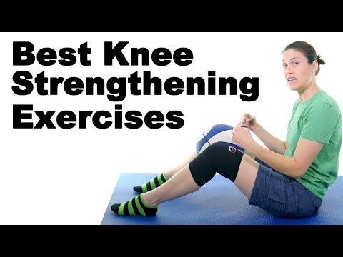 7 Best Knee Strengthening Exercises – Ask Doctor Jo