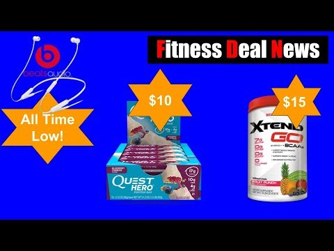 Fitness Deal News In the Morning | NOV 2 2017