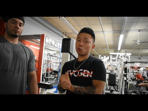 Boundless Fitness Ep. 1: Back Workout Ft Sergio Cunha