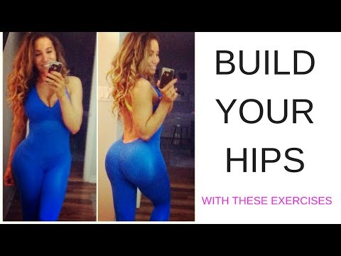 BUILD YOUR HIPS – Exercises to FIX your HIP DIPS