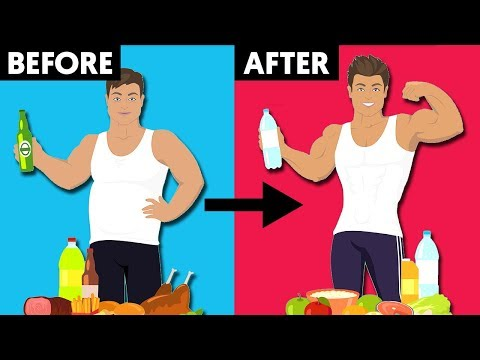 10 Foods That Will Help You Lose Belly Fat (IN 1 MONTH)