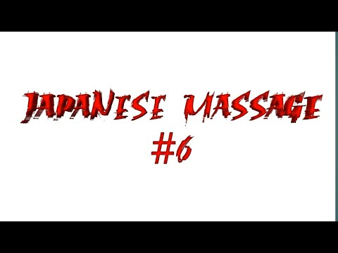 Healing Massage – Full Body Japanese Massage Oil Relaxing Muscle To Relieving Stress