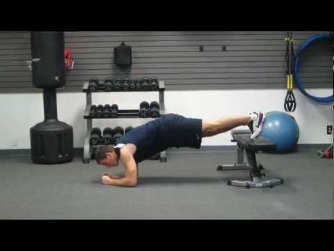 How To Plank Exercise | Plank Variations for Beginner thru Advanced | HASfit 110911