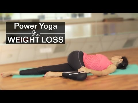 POWER YOGA FOR WEIGHT LOSS AT HOME IN 10 MINUTES
