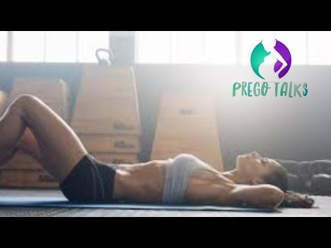 Fitness Exercise : Abdominal Exercises at Home | Pregotalks