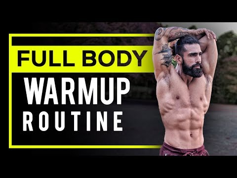 Complete WARM UP ROUTINE Before Workout   Full Body Stretching/Warmup Exercises Before GYM