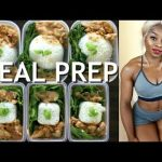Easy Healthy Meal Prep Recipe! –  Peanut Butter Chicken – By Dr Sara